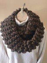 Hand knit Claire Cowl from the Outlander series in Wilmington, North Carolina