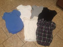 Maternity shirts size medium in Fort Rucker, Alabama