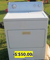 **HOT DEAL*  WHIRLPOOL GAS DRYER - NEED GONE ASAP  $50 in Cherry Point, North Carolina
