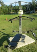 CROSS BOW BY WEIDER - 65+ EXERCISES **HOT DEAL*** $50.00 - need gone ASAP. in Cherry Point, North Carolina
