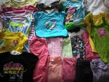 Girls Clothes Summer Lot Cheap 5T in The Woodlands, Texas