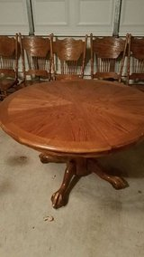 Dining room Table with 6 Chairs in Arlington, Texas