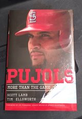 Pujols book in Fort Leonard Wood, Missouri