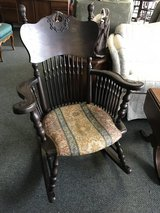 Rocking chair in Bartlett, Illinois