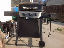 Backyard Grill used only twice in Fairfield, California