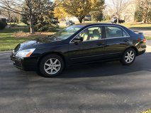 2003 HONDA ACCORD – ONE OWNER; LOW MILES; GOOD CONDITION in Naperville, Illinois