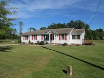 Listing for Country Home in Camp Lejeune, North Carolina