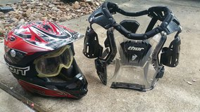 Youth off-road protective gear in Kingwood, Texas