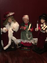 """27"""" Holiday Figures Head and Arm moving in Vacaville, California"""