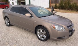2008 Chevy Malibu LT in Fort Leonard Wood, Missouri