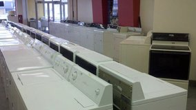 Many Washer and dryer machines in Oceanside, California