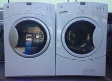 GE Frontload Washer and Dryer in Oceanside, California