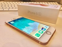 Unlocked iPhone 6s 128 GB Rose Gold in Ramstein, Germany