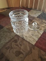 WATERFORD  CRYSTAL JAR in Yucca Valley, California