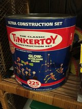 Classic glow in dark tinkertoy set in Cherry Point, North Carolina