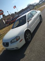 2003 Nissan maxima in Fort Campbell, Kentucky