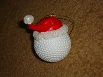 golf ball ornament in Glendale Heights, Illinois