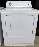 DRYER- WHIRLPOOL ELECTRIC WITH WARRANTY in Camp Pendleton, California