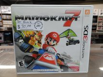 Mart Kart 7 for Nintendo 3ds in Camp Lejeune, North Carolina
