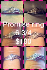 Promise ring in Lawton, Oklahoma