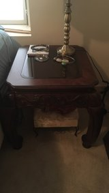End table in Bolling AFB, DC