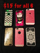 iPhone 6 cases in Lawton, Oklahoma