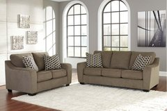 ASHLEY COPPELL MOCHA SOFA LOVESEAT in Schofield Barracks, Hawaii