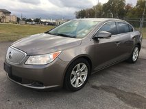 """2010 Buick LaCrosse  """"""""Panoramic Sunroof """""""" in Bellaire, Texas"""