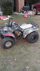 Honda 125 4wheeler 500 obo in Perry, Georgia