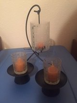 Candle Set in Alamogordo, New Mexico