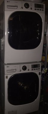 LG Front Load Washer & Dryer - Washer needs a repair in Naperville, Illinois