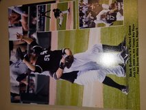 Mark Buehrle Perfect Game Photo frame in Naperville, Illinois
