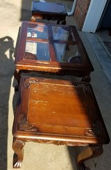 *REDUCED* Coffee Table and 2 End Table Set in Pleasant View, Tennessee