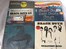 Records/LPs: Beach Boys (6) in Byron, Georgia