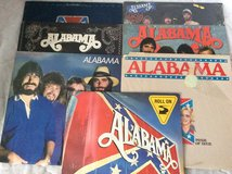 Records/LPs: Alabama (7) in Warner Robins, Georgia