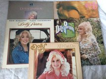 Records/LPs: Dolly Parton (5) in Warner Robins, Georgia