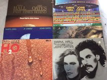 Records/LPS: Hall & Oates (9) in Warner Robins, Georgia