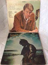 Records/LPs: Glen Campbell (2) in Warner Robins, Georgia