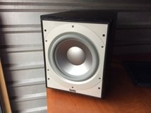 """2 - Infiniti ps210 10"""" home subwoofers like new in Kingwood, Texas"""