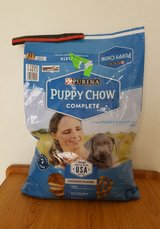 Dog Food (puppy chow) in Okinawa, Japan