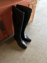 Horse Riding Boots (size 6W) in Bolling AFB, DC