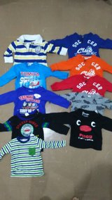 Baby clothes (10 pieces) in Okinawa, Japan