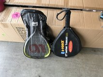 (2) Racketball Rackets in Bolling AFB, DC