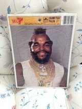 Mr T puzzle...never opened in Camp Pendleton, California