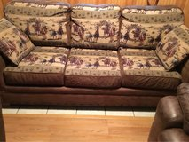 Western Couch in Kingwood, Texas