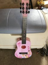 Toy Guitar in Bolling AFB, DC