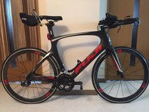 Fuji Norcom Straight 2.1 Triathlon Bike (2016) Size L in Okinawa, Japan