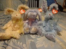 """3 Beanie Baby Bunnies """"Attic Collection"""" in Kingwood, Texas"""