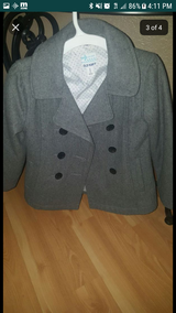 Girls peacoats size Small in Barstow, California