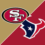 (2/4) Texans vs SF 49ers 5th Row/Aisle/Sideline Seats - BELOW COST - Sun, Dec. 10 - CALL NOW! in CyFair, Texas